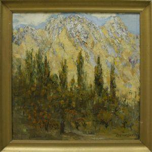 Осень. Нанай. Р. Гаглоева. 2000