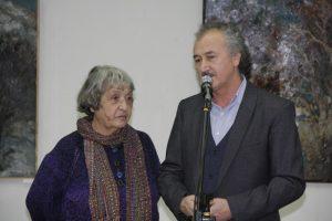 Римма Гаглоева и Акмаль Нур