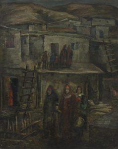 Сарчашма. В гости. Р. Гаглоева. 1989