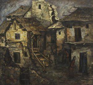 Вечер в Роках. Р.Гаглоева. 1998