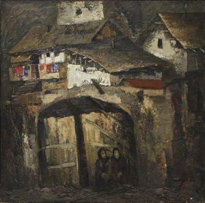 Вечер в Роке. Р.Гаглоева. 1988