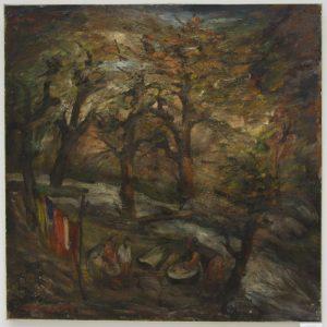 Вечер. Р.Гаглоева. 1990