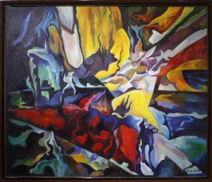 Прорыв в пространство. В.Бурмакин.. 1998-2008