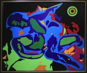 Земные страсти. В.Бурмакин. 2009