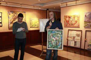 Аукцион работ Юры Усеинова 1