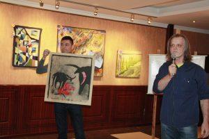 Аукцион работ Юры Усеинова 3