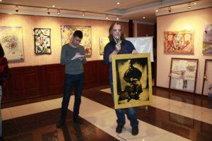Аукцион работ Юры Усеинова 4