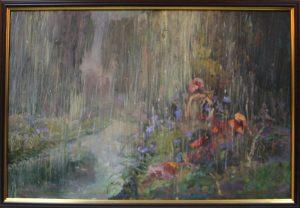 Дилмурод Юлдашев. Летний дождь. 2015