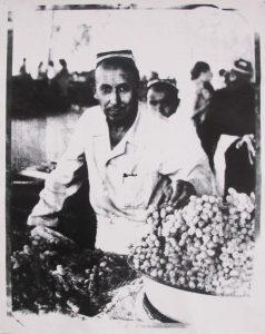 Дядя Тимура Каримова. Ферганский рынок 1970 года.