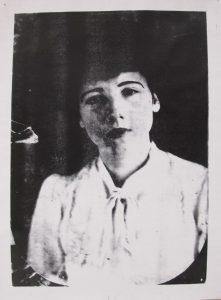 Мама Любы Семизоровой.