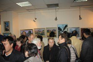 На выставке 4