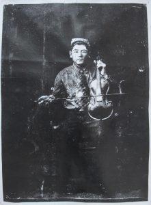 Отец Эркина Кувандикова