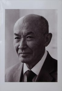 Поэт Абдулла Орипов
