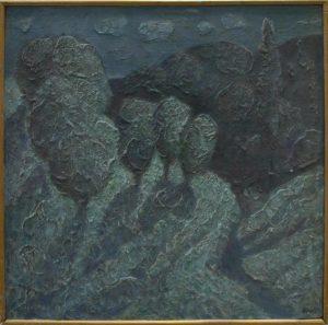 Владимир Чуб. Серебро ночи. 1990