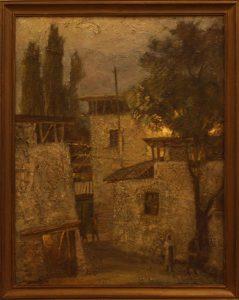 Хаким Мирзахмедов. Сумерки. 1994