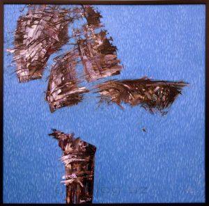 Inna Sandler. Trojan Horse. 2015