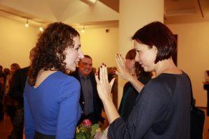 Встречи и поздравления 2
