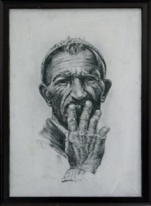 Азиханов Р. Мой отец. 1980