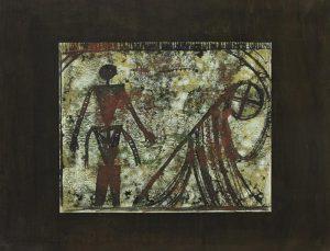 Лисс В. Жертвоприношение. 1989 (ДХВ)