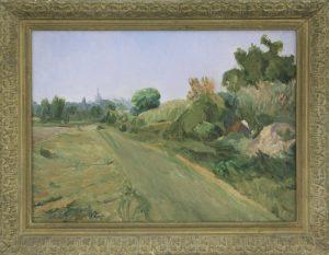 Махмуд Хусенов. Тишина. 1992