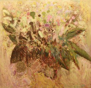Максим Варданян. Букет цветов.