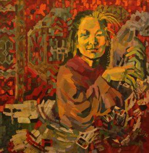 Елена Ли. Гадалка. 1998