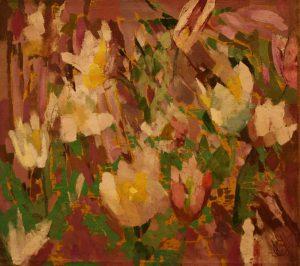 Елена Ли. Голландские тюльпаны. 2002