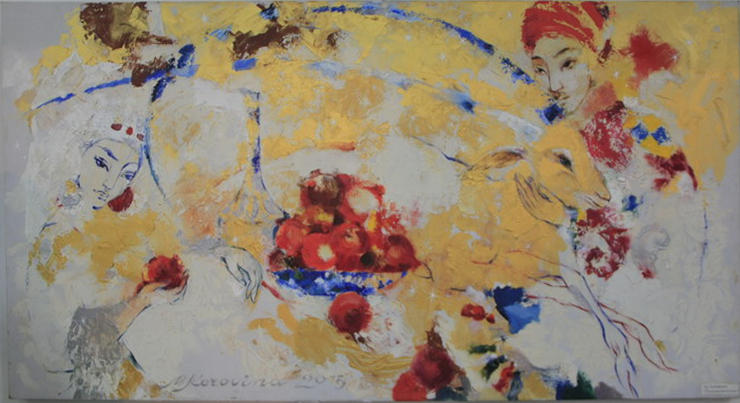 Мария Коровина 1
