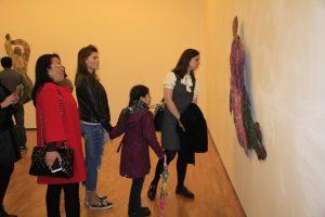 На выставке 2