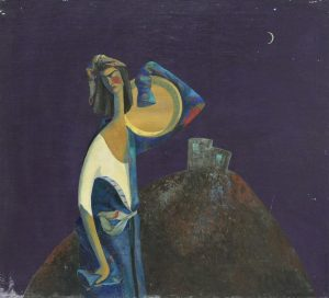 Акмаль Нур. Одинокий шут. 1990 (ДХВ)