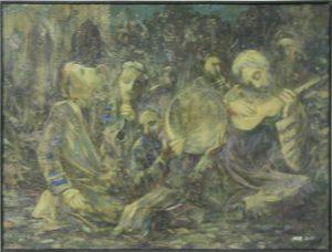 Мансуров Р. Музыканты Бухары. 2009