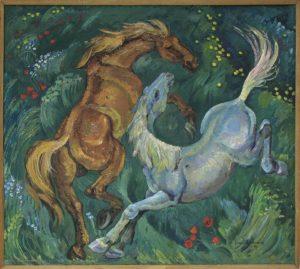Мельников Е.П. Время цветения трав. 1971 (ДХВ)