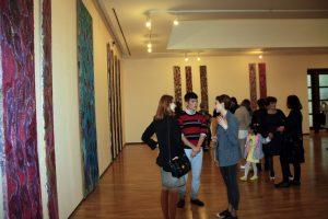 На выставке 1