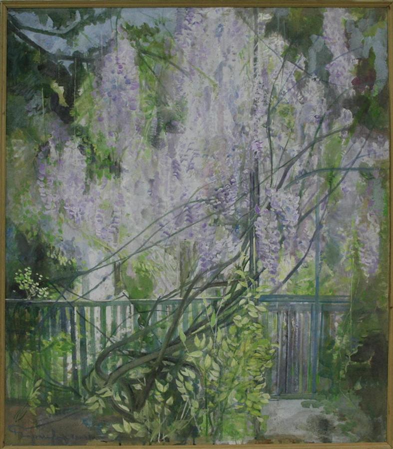 Рузы Чарыев. Весна. (ДХВ)