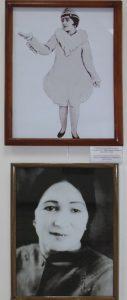 Заслуженная артистка Узбекистана Мубарак хон Зарипова