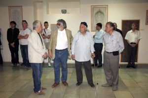 Гранды и Оксакалы Изо. искусства Узбекистана