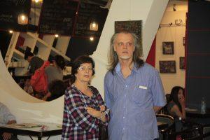 Нина и Юра Усеинов