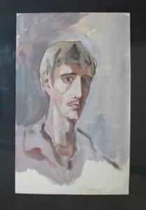 Павел Кичко. Автопортрет