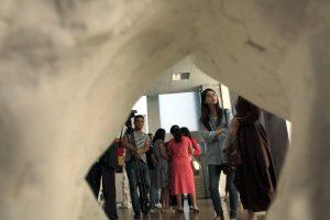 Сквозь выставки «Мир внутри тишины».