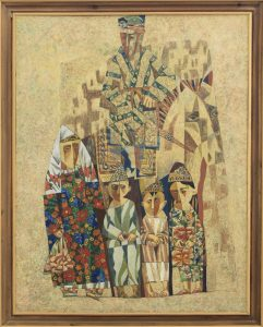 Хуршид Зияханов. Узбеки. 2007