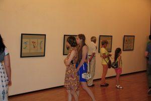 На открытии выставки (5)
