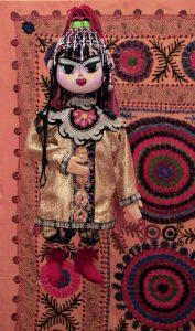 Виниамин Акудин. Кукла (2)