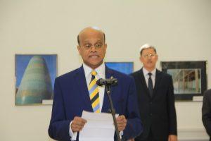 Посол Бангладеш в Узбекистане Мосул Маннан