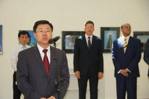 Посол КНР в Узбекистане Сунь Лицзе
