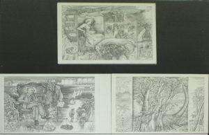 Анвар Мамаджанов.Рисунки