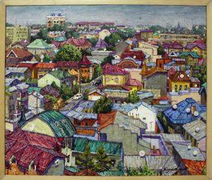 Рустам Базаров. Ташкент- центр. 2016