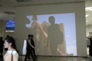 Смаил Баялиев. (Казахстан). Паломник -2 (видеоарт) 1