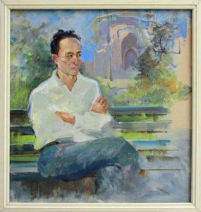 kuzybaev-nigmat-portret-abdully-aripova-1985