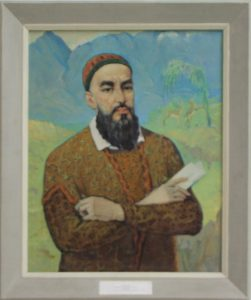 kuzybaev-nigmat-portret-sajkali-1968-iz-sobr-ya-muzeya-instituta-yazyka-i-literatury