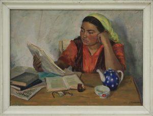 kashina-nadezhda-devushka-s-zhurnalom-1951-dhv